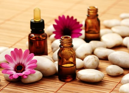 Aromatherapy service from Holistic Massage